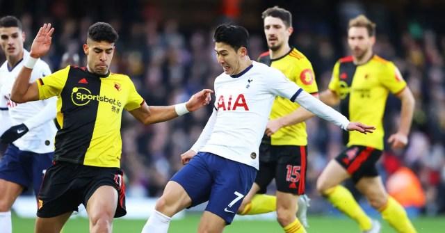 Watford 0 - 0 Tottenham