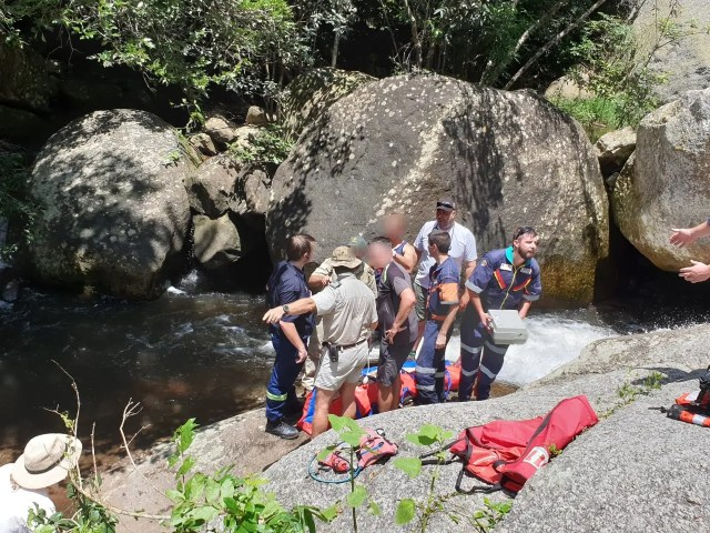 Woman seriously injured after falling in Kloof Gorge