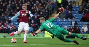 Burnley 3 - 0 Bournemouth
