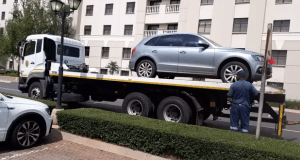 Cars impounded