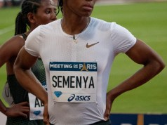 Caster Semenya returns
