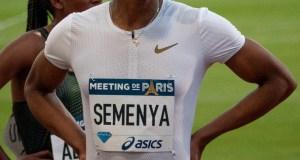 Caster Semenya returns