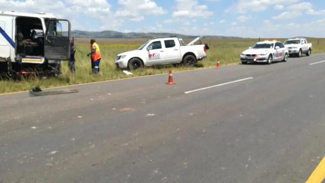 One dead in Katlehong crash