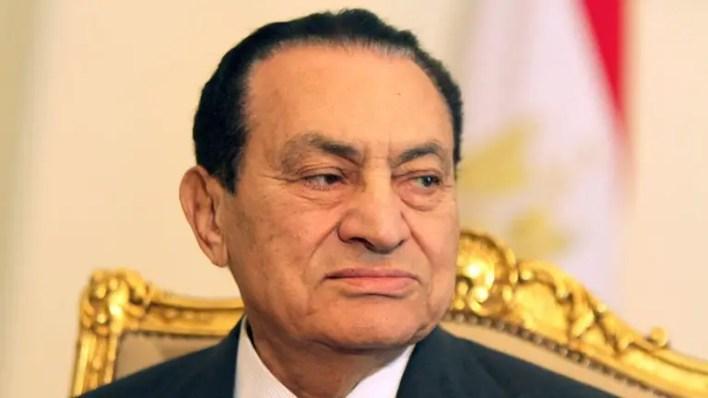 President Hosni Mubarak has died