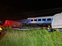 Roodepoort train crash