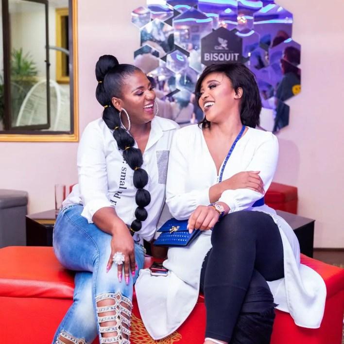 Shauwn Mkhize & Sbahle Mpisane