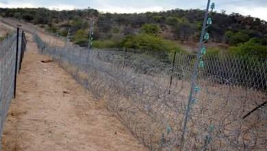 Beitbridge border fence
