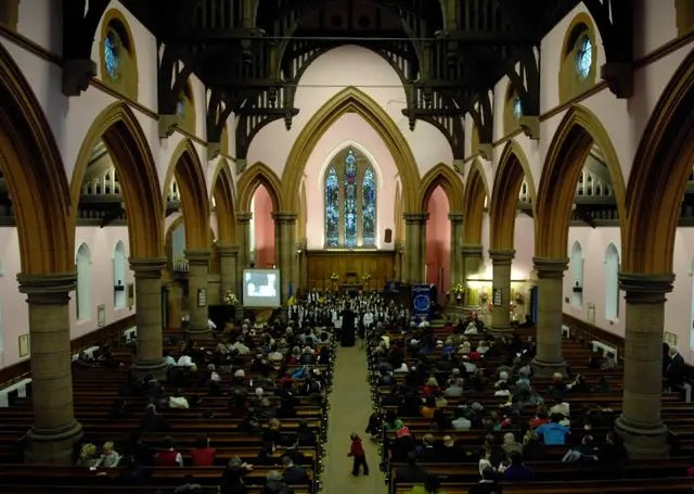 Churches cancel Easter services