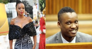 Duduzane Zuma and Ntando Duma
