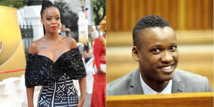 Duduzane Zuma and Ntando Duma