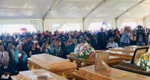 Eastern Cape bus crash victims laid to rest