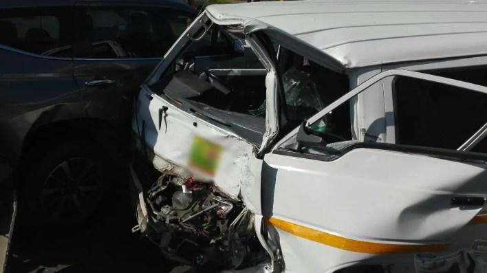 KZN crash