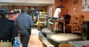 Police in the Tarven