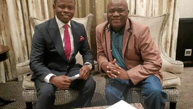 Photo of Prophet Bushiri robbed me: Says gospel star Solly Moholo as he releases new song