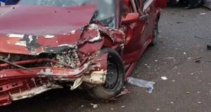 Sixteen injured in South Coast crash