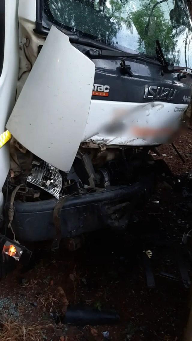 Two injured in Pretoria crash