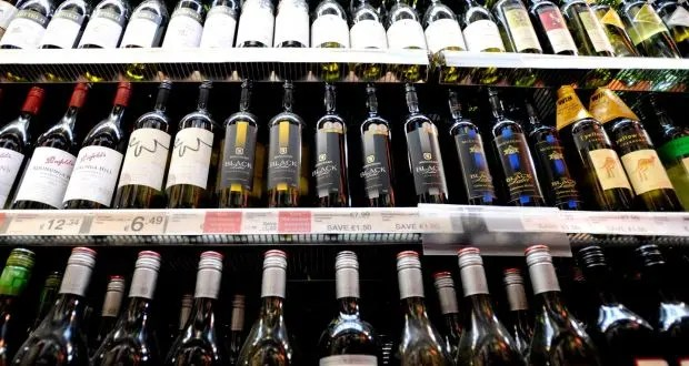 booze ban