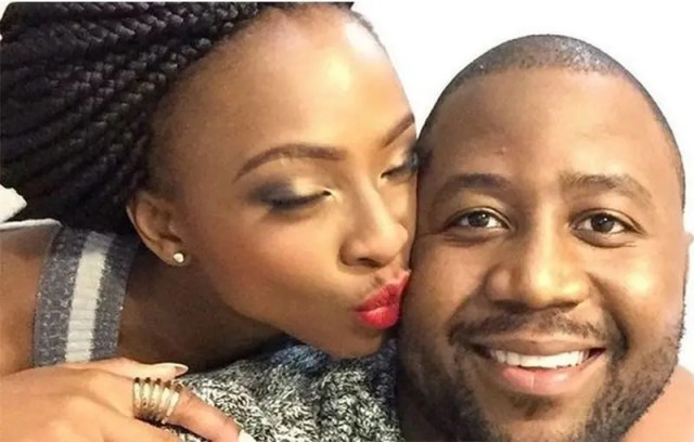 Cassper Nyovest and Boity Thulo