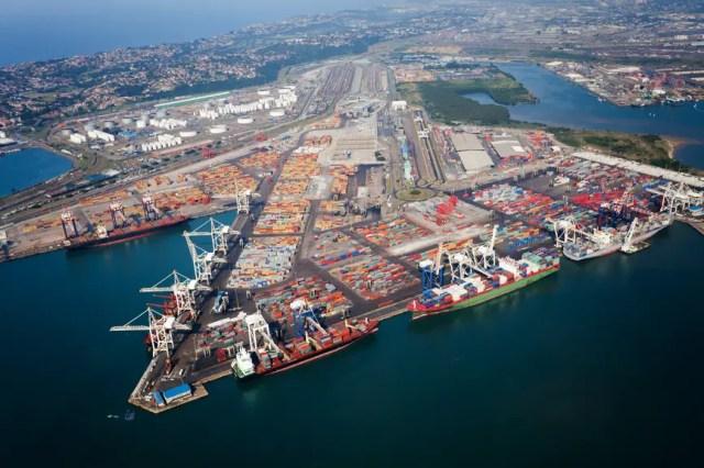 Durban harbour
