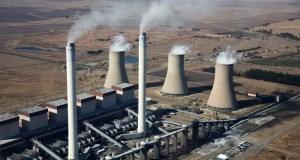 Eskom coal-fired power stations