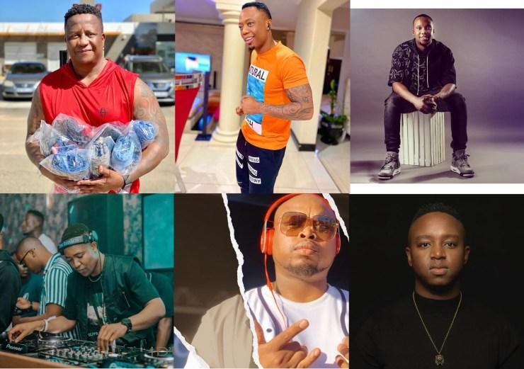 Mzansi DJs