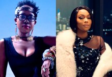 Photo of Ntsiki Mazwai strikes again, attacks Bonang Matheba over her Champagne