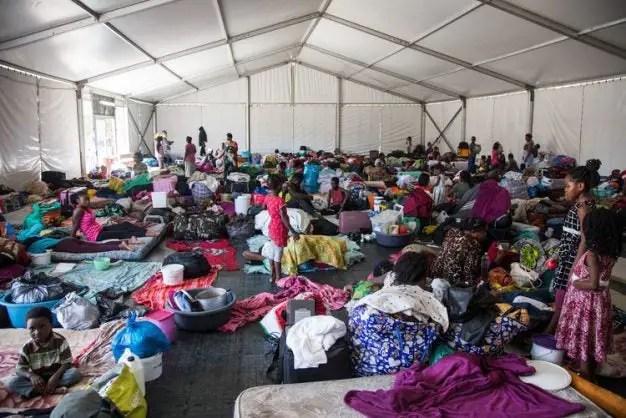 Refugees in Bellville