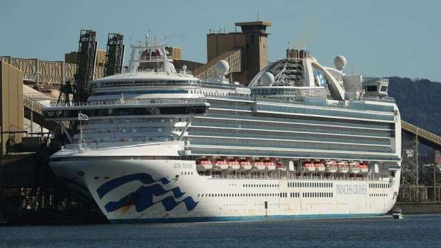 Ruby Princess cruise