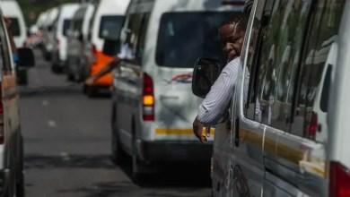 SA taxi industry