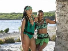 Simphiwe Ngema and Siya Mfenyana
