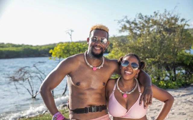 Tropika Island of Treasure - Team Peach
