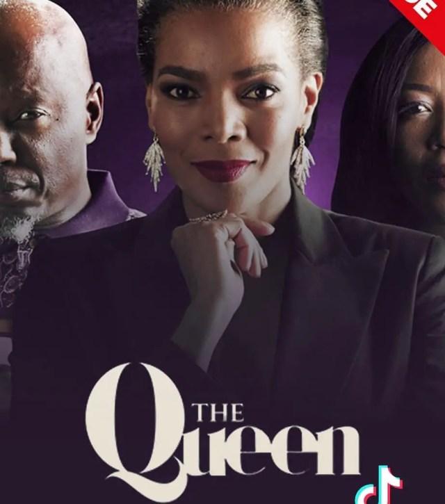 #TheQueenMzansi