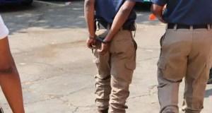 Traffic cops arrested