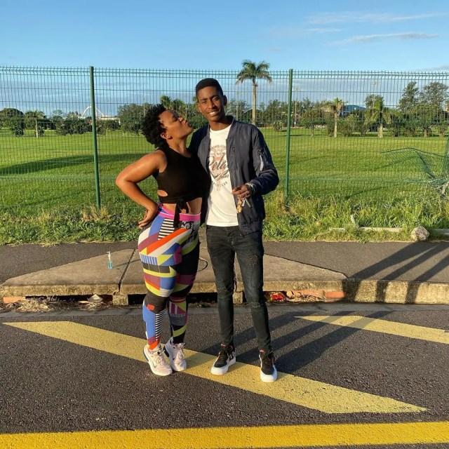 Zodwa Wabantu and Vusi