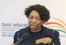 Angie Motshekga Education