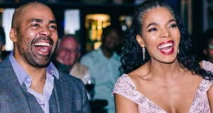 Connie and Shona Ferguson