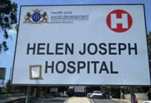 Helen Joseph Hospital
