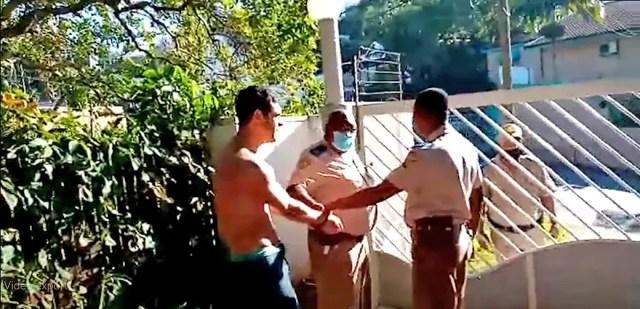 KDM officers VS ordinary man