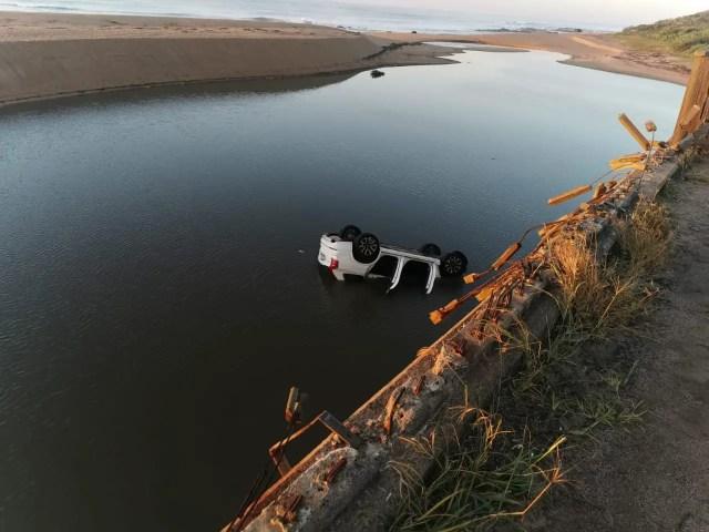 M4 Tongaat River accident