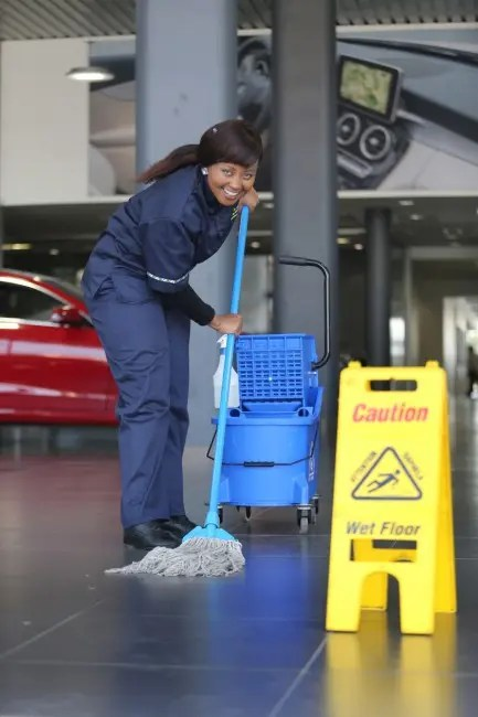 Mall Cleaner