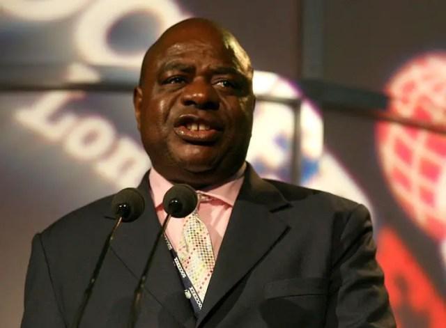 Mbhazima Shilowa