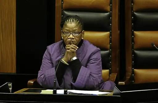 Thandi Modise,
