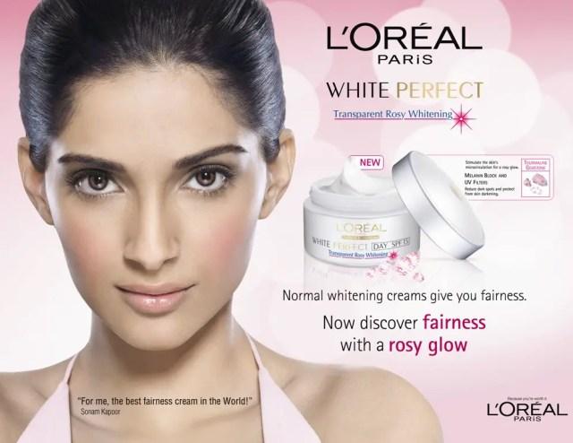 Loreal whitening