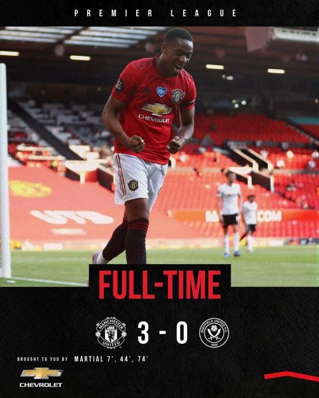 Man United Sheffield