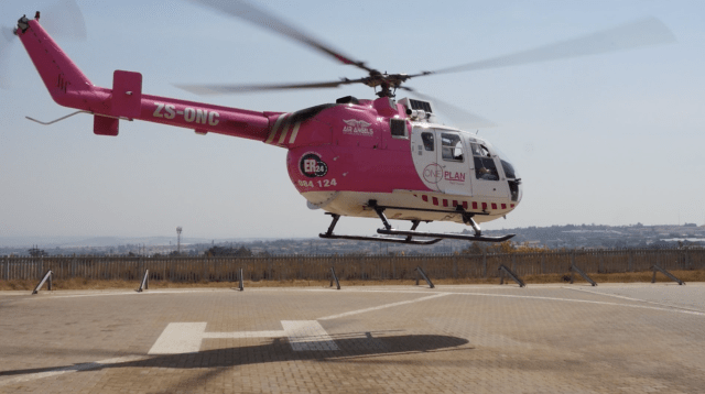 Midrand helicopter crash