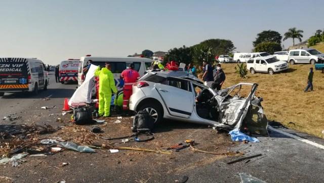 N2 Durban crash