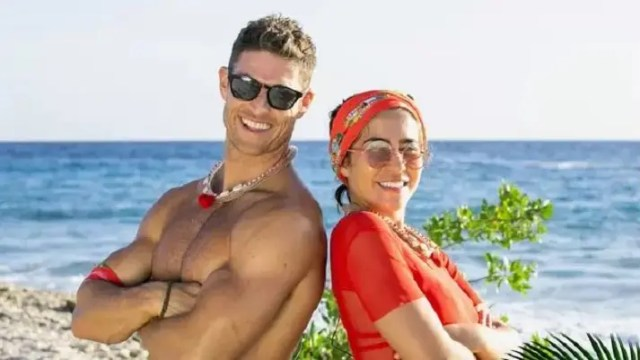 Trevor and Nadia