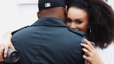 Pearl Thusi and her exes