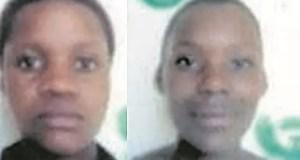Sithembile Mtshali and Nokulunga Mhlongo