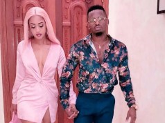 Diamond Platnumz bails on baby mama Tanasha